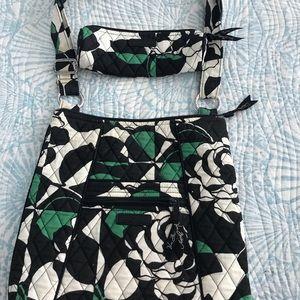 Vera Bradley purse and small bag
